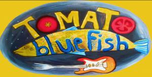 tomato blue fish