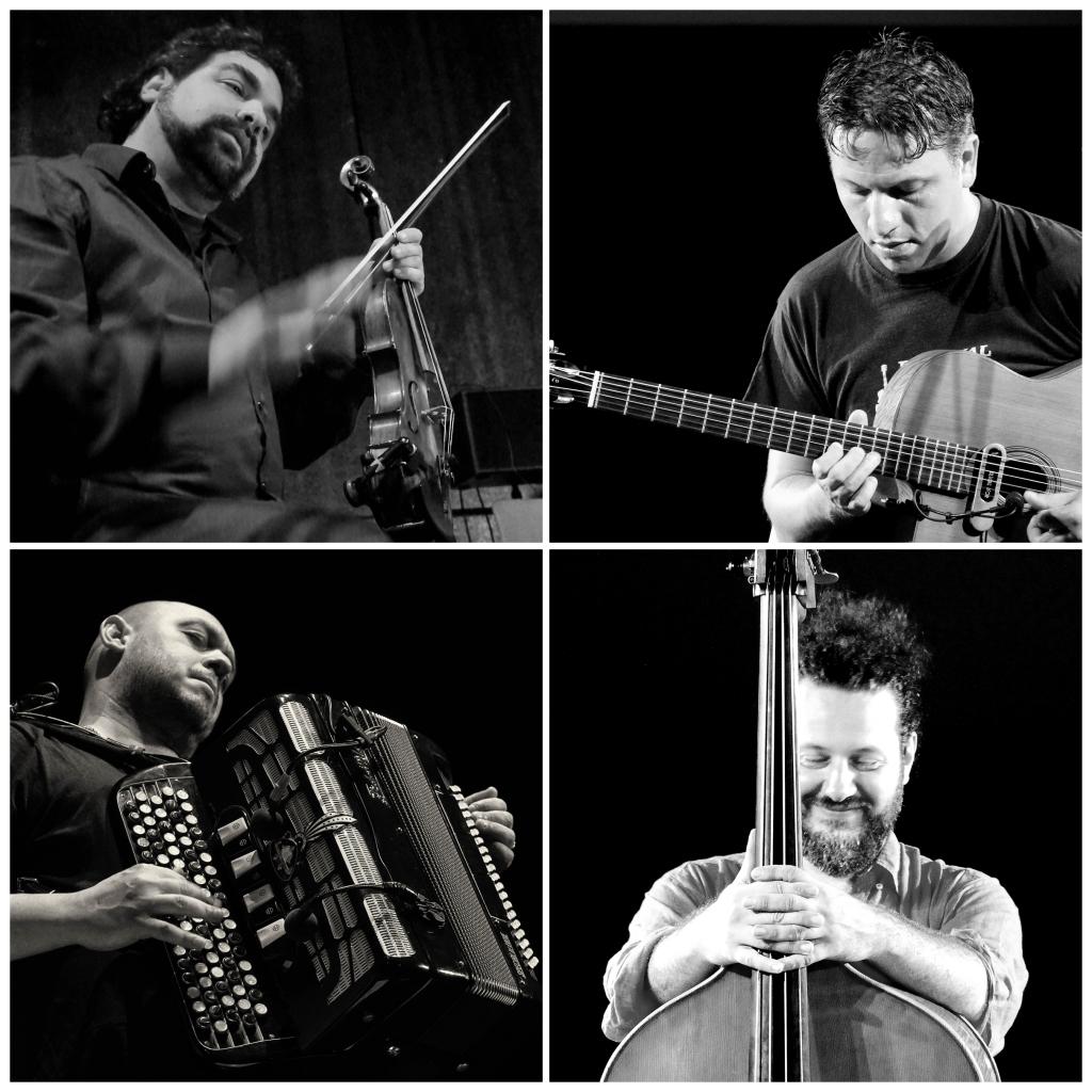 NOTE NOIRE Quartet - foto NADIR