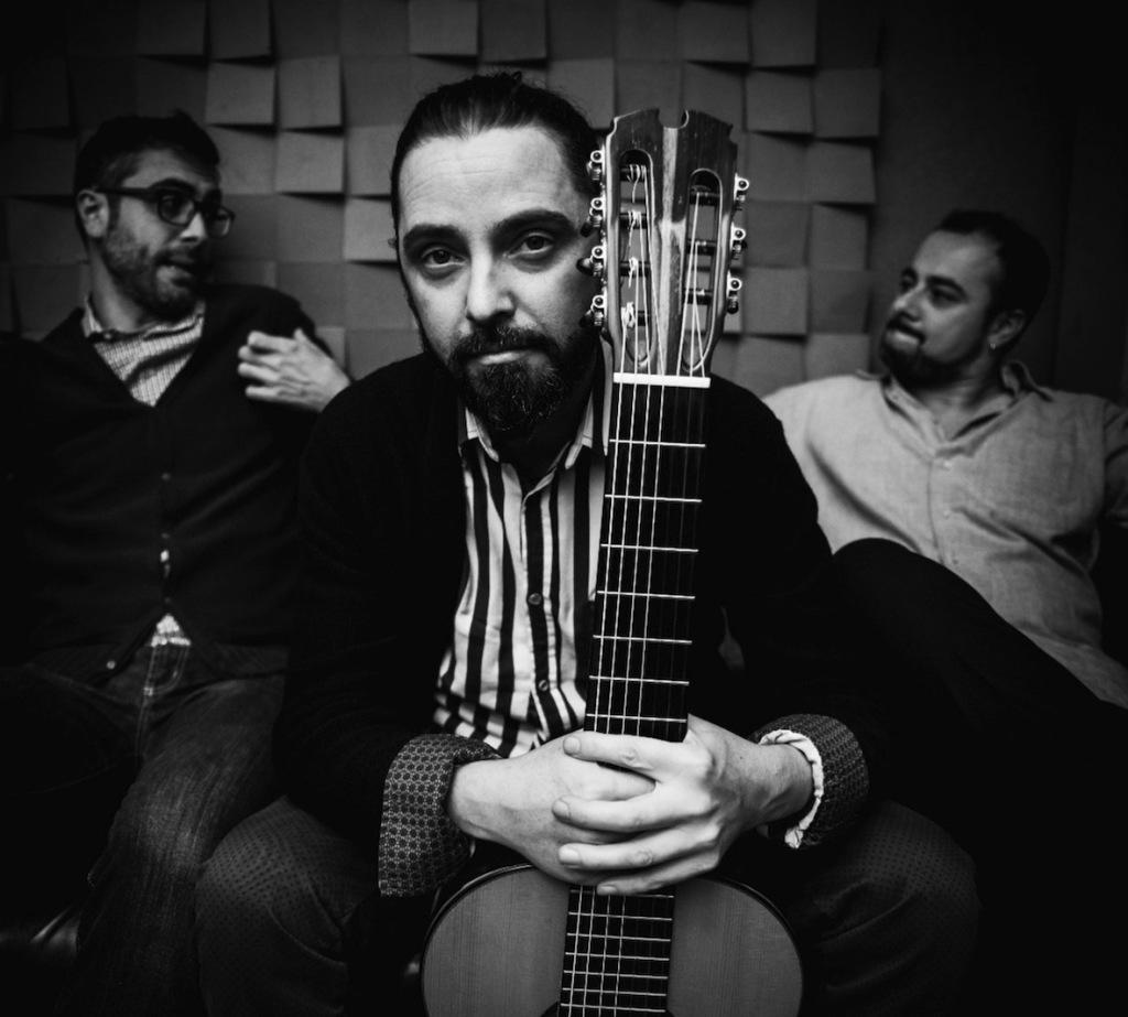 Fabrizio Bai Trio