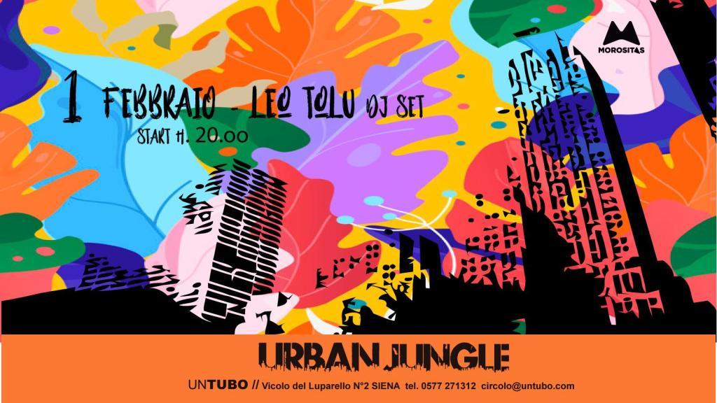 URBAN JUNGLE 01 02 2020
