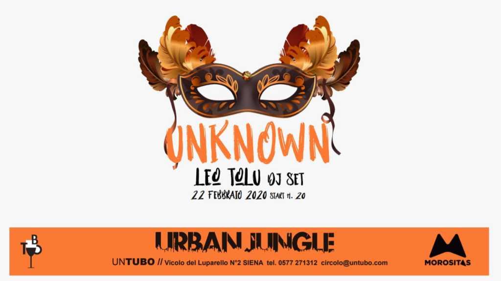 urban jungle 22 febbraio 20